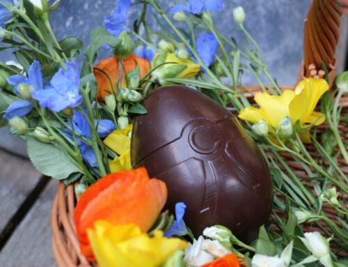 Pourquoi mangeons-nous des œufs en chocolat à Pâques ?